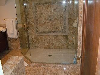 Tile Showers Pictures and Photos