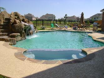 Custom In Ground Pools Pictures And Photos