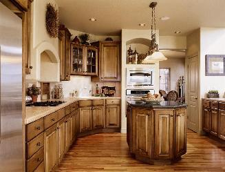 Maple cabinet styles pictures and photos