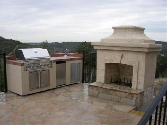 Outdoor Kitchen Pictures And Photos