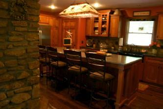 Craftsman Style Kitchen Remodel Pictures And Photos