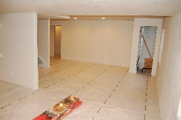 highlands ranch basement 1100 sqft pictures and photos