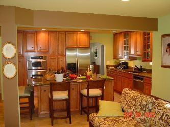 Examples of kitchens new and remodeled pictures and photos for Kitchen examples pictures