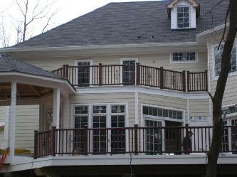 Examples Of Decks And Porches Pictures And Photos