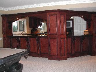 Custom Bar In Rochester Pictures And Photos