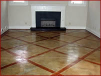 Stained Concrete Pictures and Photos