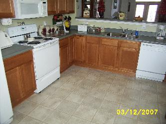 Kitchen Flooring Pictures And Photos