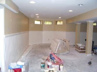 Finished Basement Pictures And Photos