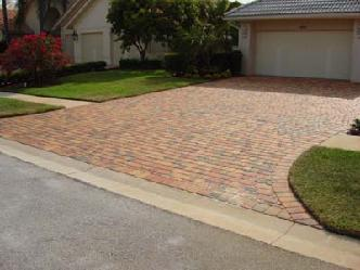 Brick Driveways Pictures And Photos