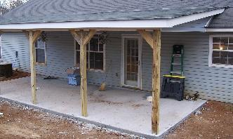 Covered Patio Driveway And Sidewalk Pictures And Photos