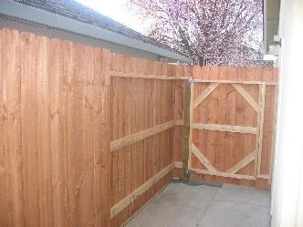 wood fence gates designs - Garden Sheds Victoria Bc