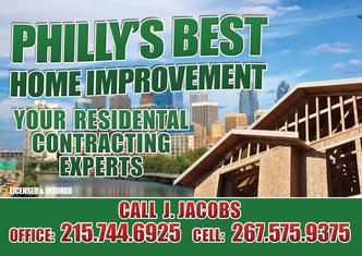 Philly S Best Home Improvement By Jamar Jacobs