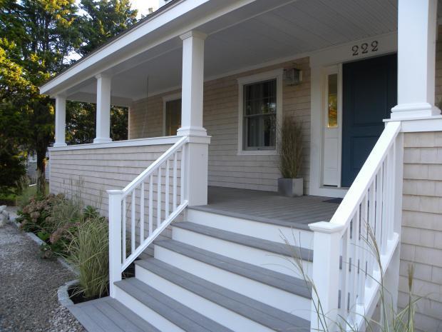 traditional porch in douglas casual comfortable simple by blackstone home design - Blackstone Home Design