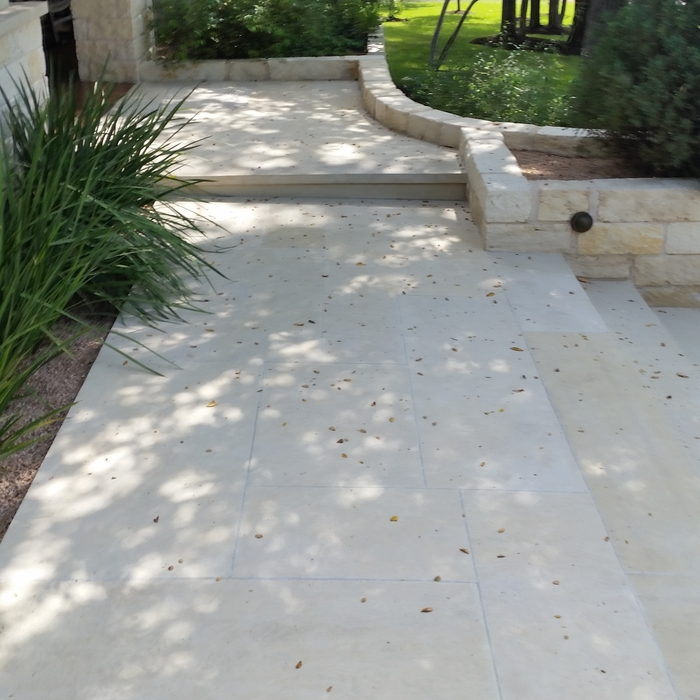 2018 flagstone patio installation cost homeadvisor