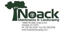 Noack Maintenance & Landscaping Co , Inc    Cypress, TX
