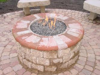 Patio And Firepit Pictures And Photos