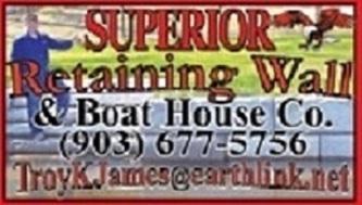 Superior Retaining Wall Amp Boat House Company Llc Athens