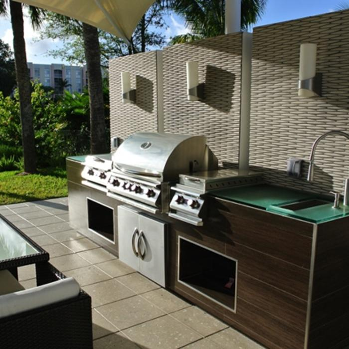 7 Outdoor Kitchen Ideas And Tips