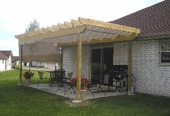 Pergola And Patio Covers Pictures And Photos