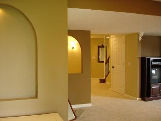 Custom Basements Pictures And Photos