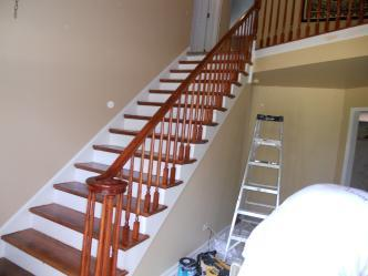 Refinish Stair Casing Pictures And Photos
