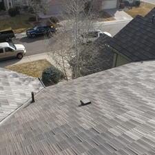 Advanced exteriors inc denver co 80222 homeadvisor for Davinci shake roof reviews