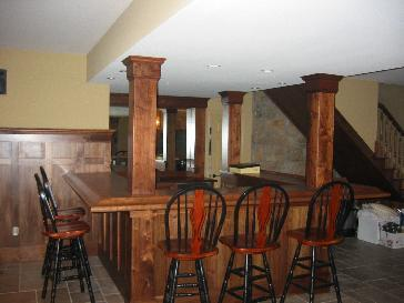 Basement With Wet Bar Pictures And Photos