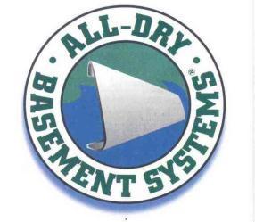 All Dry Of Missouri, Inc.