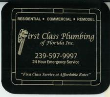 First Cl Plumbing Of Florida Inc