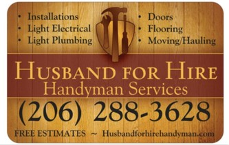 Husband For Hire Meridian Id 83680 Homeadvisor