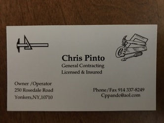 Chris pinto painting carpentry yonkers ny 10710 homeadvisor chris pinto painting carpentry reheart Choice Image