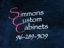 Simmons Custom Cabinets and Refacing