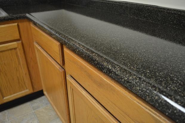 Countertop Overlay Options : ... countertop, granite countertops by Custom Tub & Tile Resurfacing