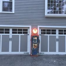 High Quality Haas Carriage Doors