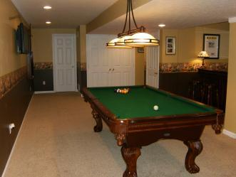 Alleman Basement Remodel Pictures And Photos