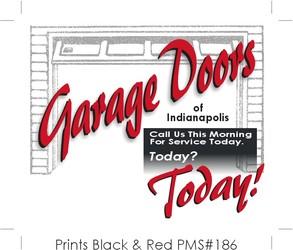 Garage doors of indianapolis inc indianapolis in for Indianapolis garage door repair