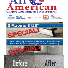 Photos All American Carpet Cleaning Tulsa