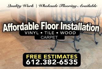 Affordable Floor Installation Llc Eden Prairie Mn