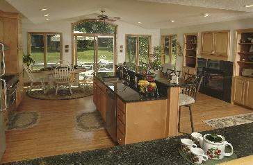 Kitchen Great Room Addition Pictures And Photos