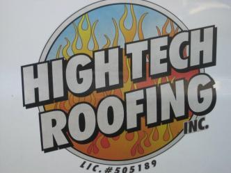 High Tech Roofing, Inc.