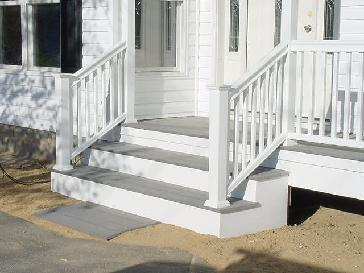 Composite Deck Amp Railing System Pictures And Photos