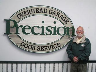 Precision garage doors laurel md 20723 homeadvisor for Garage door repair bowie md