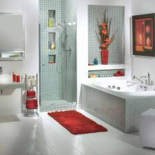 Trend Contemporary Bathroom by TBT Services LLC