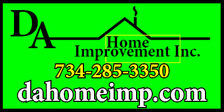D. A. Home Improvements, Inc.