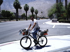The Bicycle Handyman Painter | Palm Springs, CA, 92263