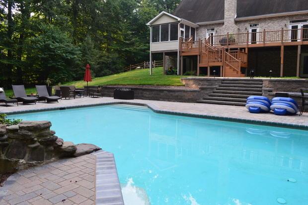 Casual Living Pools : Casual / Comfortable Pool in Upper Marlboro - belgard ...
