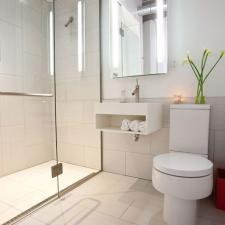 Superb Transitional Bathroom by Temac Development Inc in Chandler AZ