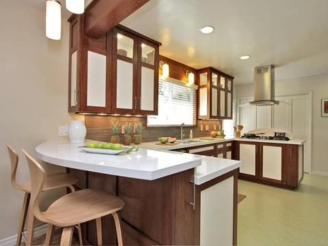 Kitchen Remodel Costs Average Price To Renovate A Kitchen - Kitchen remodel on a budget pictures