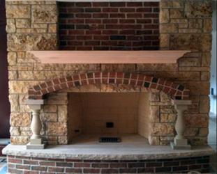 Artex Masonry And Fireplace Installation Houston Tx