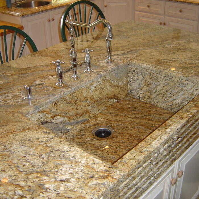 Marble Floor Sinks : Sink installation costs kitchen bathroom